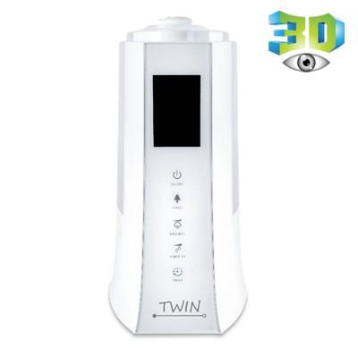 3D náhled čističky vzduchu Airbi TWIN